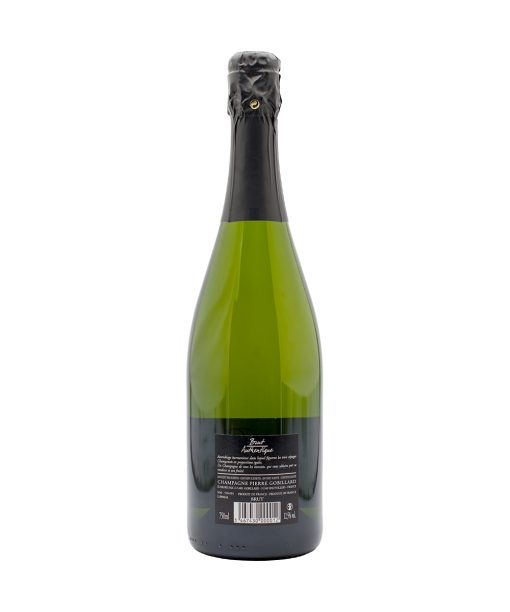 gob1 champagne brut authentique pierre gobillard retro