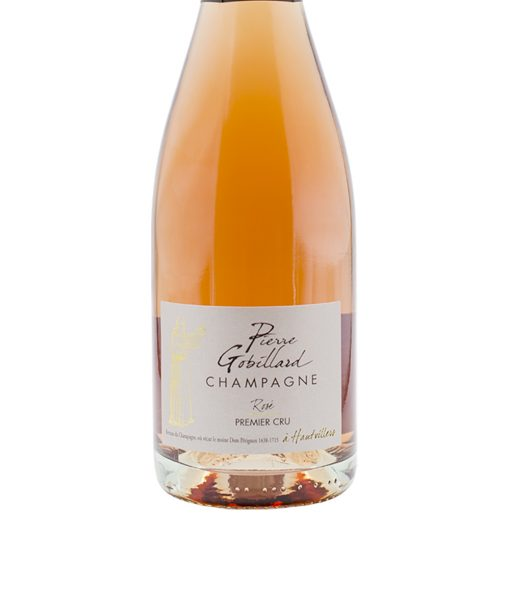 gob3 champagne premier cru rosé pierre gobillard etichetta