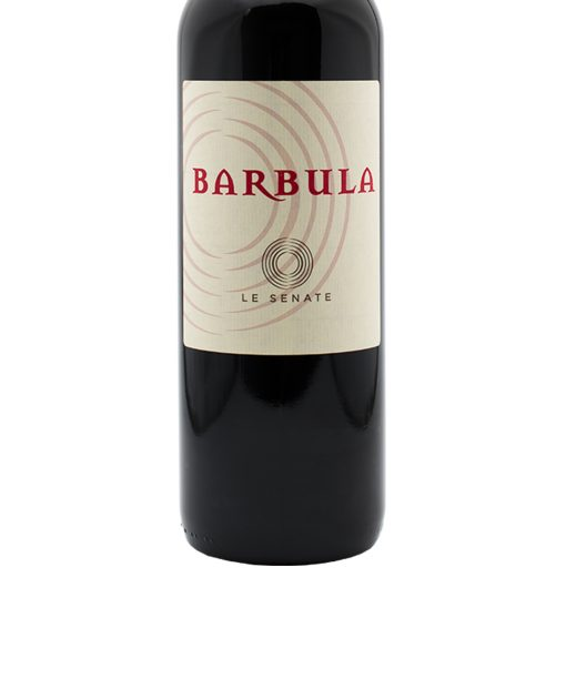 sena1a marche igt rosso barbula 2015 le senate etichetta