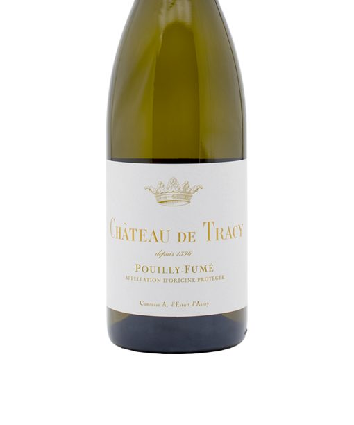 tracy1 pouilly fume chateau de tracy etichetta