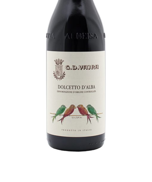 vaj3 dolcetto dlaba doc 2018 vajra etichetta