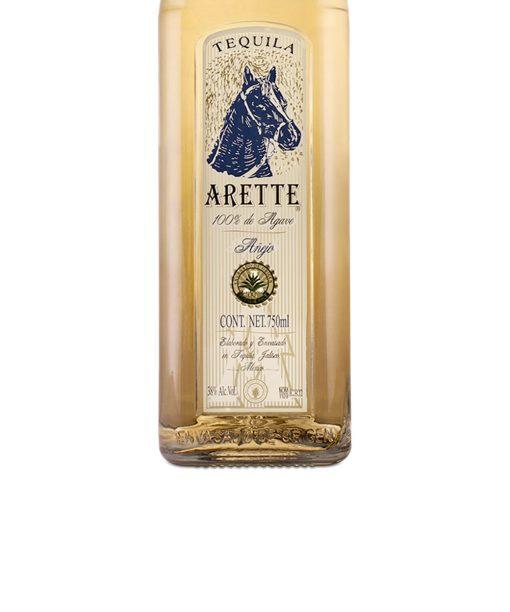 tequila clasica anejo arette