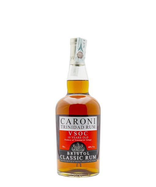 rhum trinidad caroni 10 yo vsoc bristol spirit