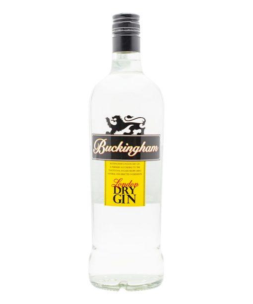 gin buckingham london dry casoni