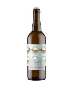 birra wheat ale suave 75 cl birrificio dei castelli