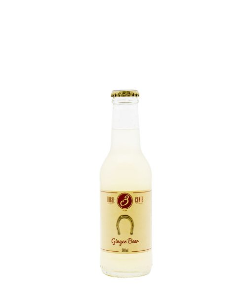 ginger beer 20 cl three cents
