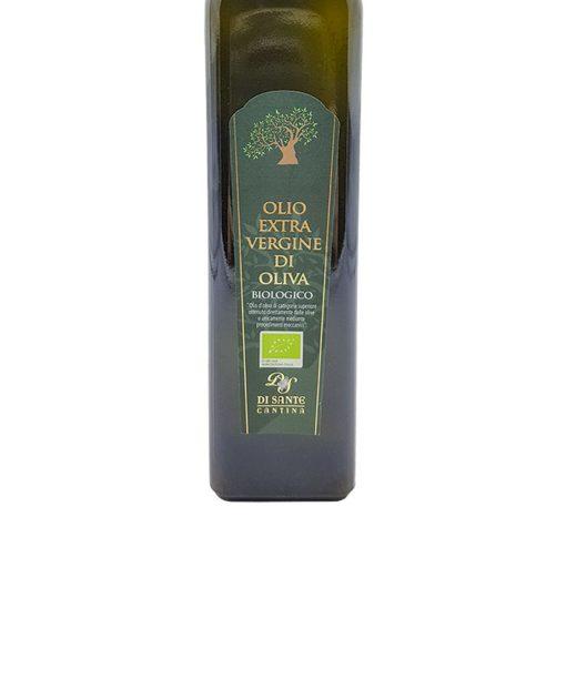 olio extra vergine di oliva di sante
