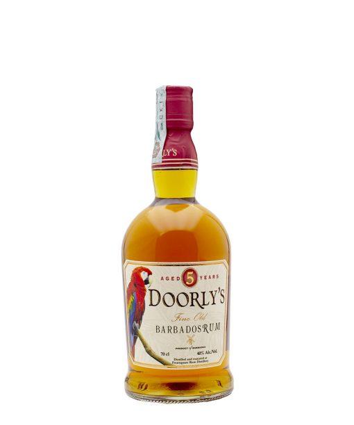 doorly's rum 5 anni doorly's