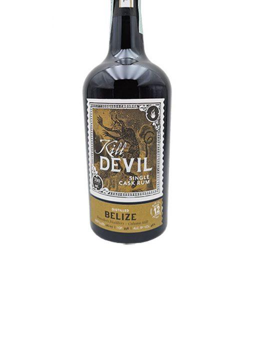 rum belize travellers 12 yo kill devil