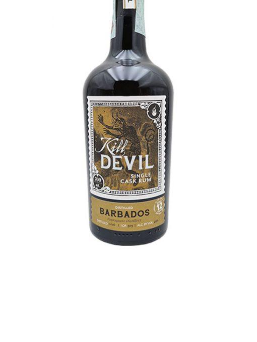 rum barbados foursquare 12 yo kill devil