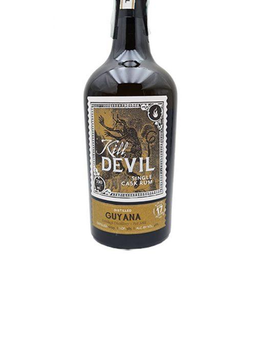 rum guyana uitvlugt 17 yo kill devil