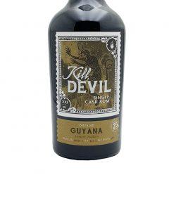 rhum guyana endmore post still kill devil