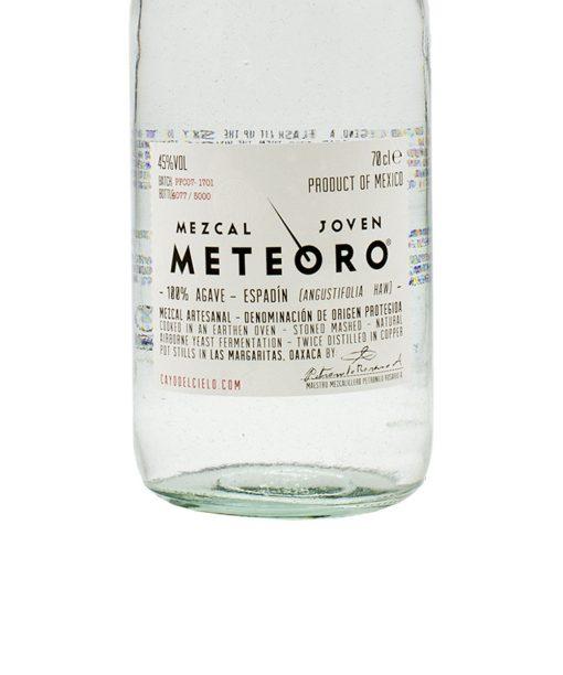mezcal espadin meteoro