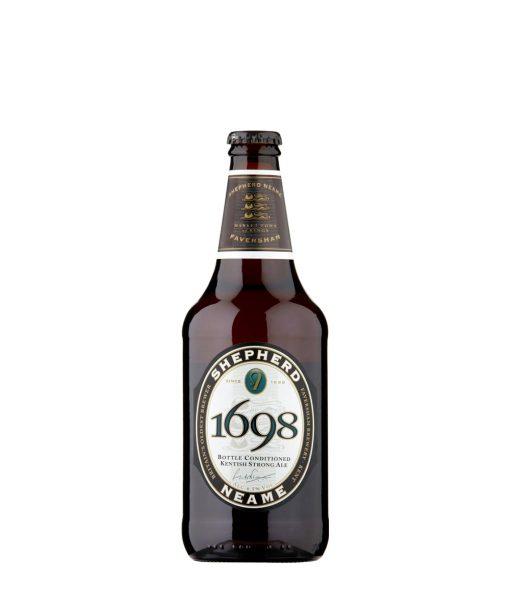 birra neame strong ale 1698 50 cl sheperd