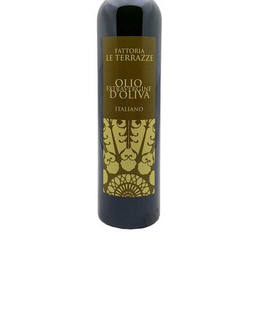 olio extra vergine di oliva 50 cl fattoria le terrazze
