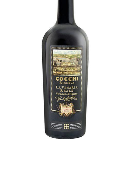 vermouth di torino riserva reale cocchi