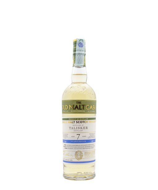 whisky talisker 7 yo old malt cask douglas laing