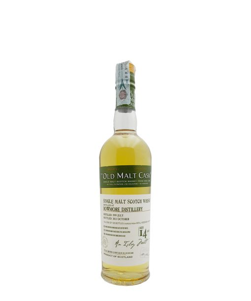 whisky bowmore 14 y.o. old malt cask douglas laing