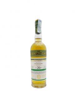 whisky bowmore 20 y.o. old malt cask douglas laing