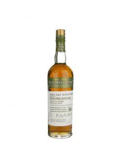 whisky inchgower 16 y.o. old malt cask