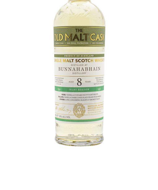 whisky bunnahabhain 8 yo old malt cask douglas laing