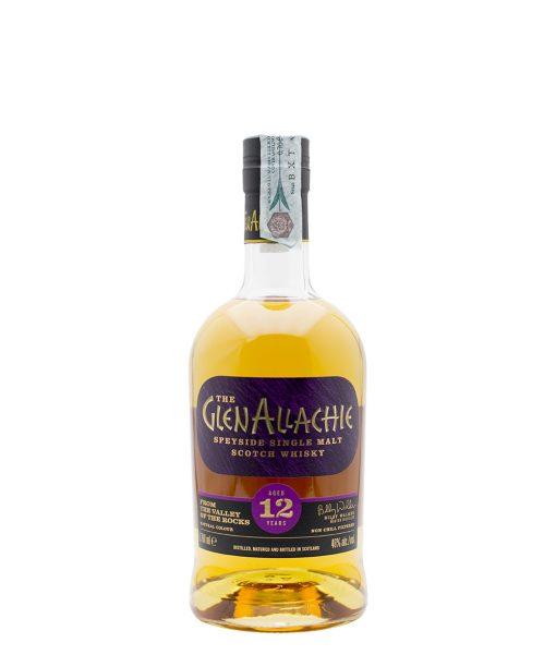 whisky glenallachie 12 yo glenallachie