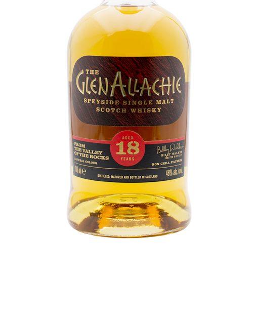 whisky glenallachie 18 yo glenallachie