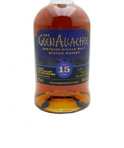 whisky glenallachie 15 y.o. sherry cask glenallachie distillers