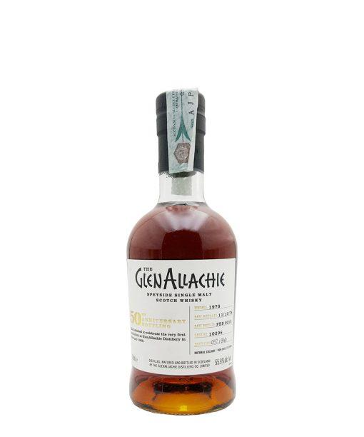 whisky glenallachie 1978 cask 10296 glenallachie distillers