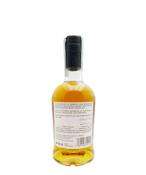 whisky glenallachie 1991 cask 100285 glenallachie distillers