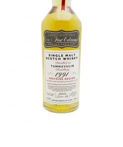 whisky tamnavulin 27 y.o. hunter laing