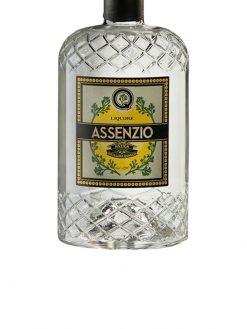 liquore assenzio vintage distilleria quaglia