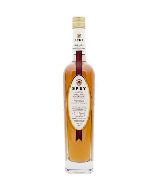 whisky tenne' port cask spey distillery