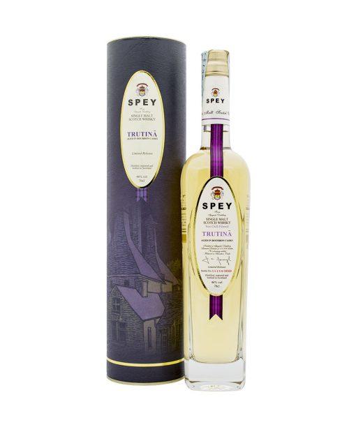 whisky trutina bourbon cask spey distillery