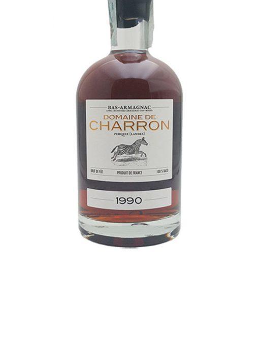 bas-armagnac 1990 baco domaine de charron