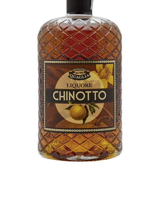 liquore di chinotto vintage distilleria quaglia