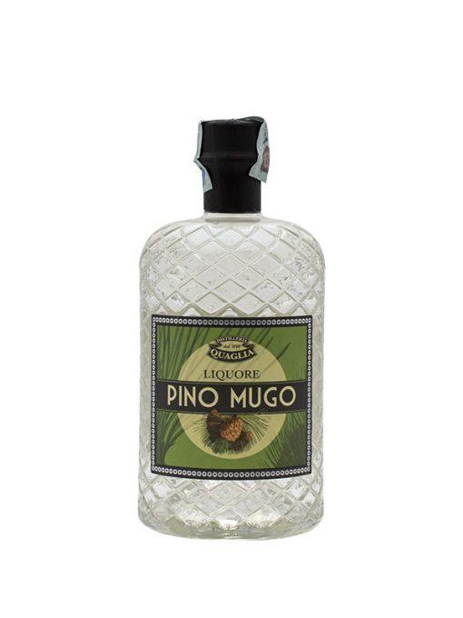 liquore al pino mugo vintage distilleria quaglia