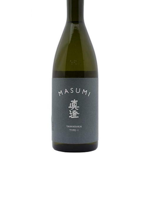 sake masumi yawaraka type-1 sake company