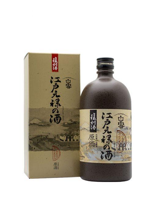 shirayuki edo genshu sake company