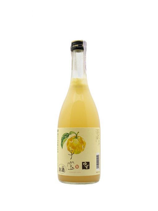 kodakara yuzu sake company