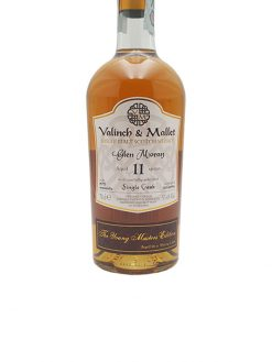 whisky glen moray 11 yo valinch & mallet