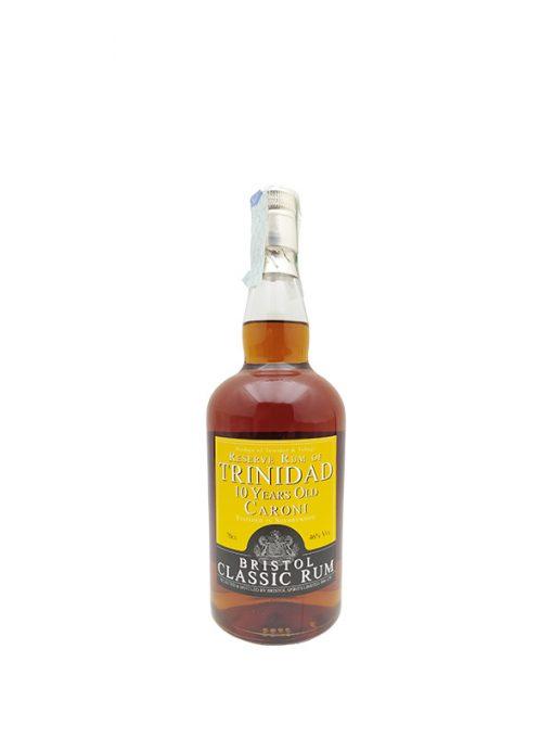 rhum trinidad caroni 10yo 70cl 46% bristol spirit