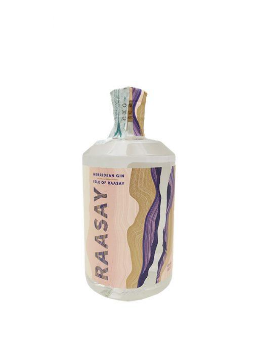 gin hebridean raasay 70cl 46% isle of raasay distillery