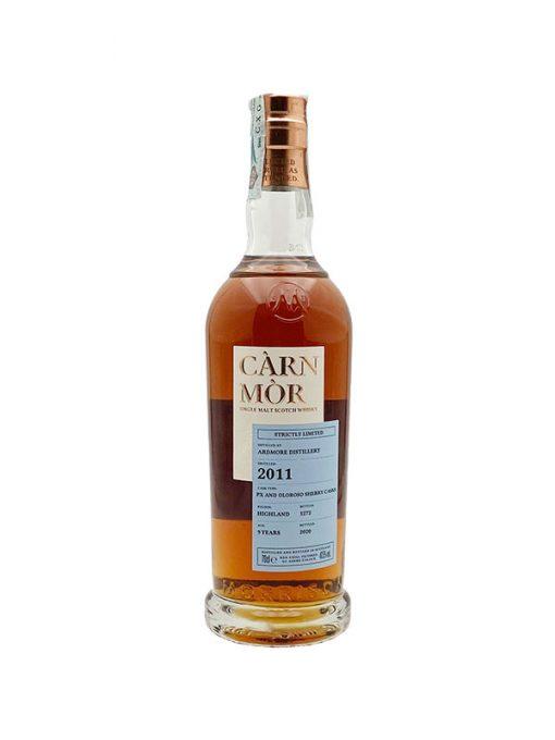 carnwhisky ardmore 9 yo sherry carn mor