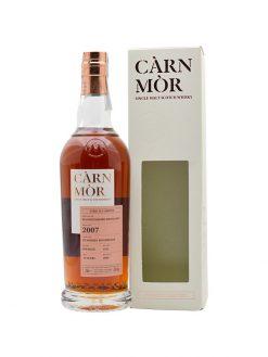 whisky mannochmore 13yo càrn mòr