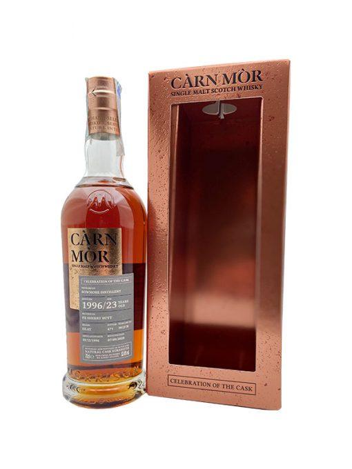 whisky bowmore 23 yo sherry càrn mòr
